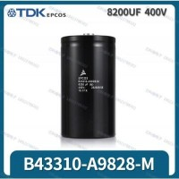 B43310-A9828-M 8200UF 400V EPCOS铝电解电容